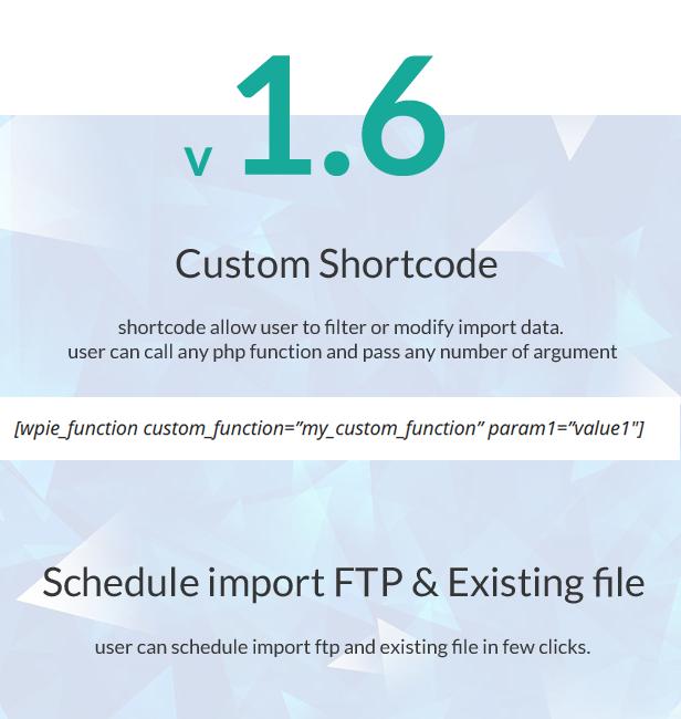 WP Import Export - 13