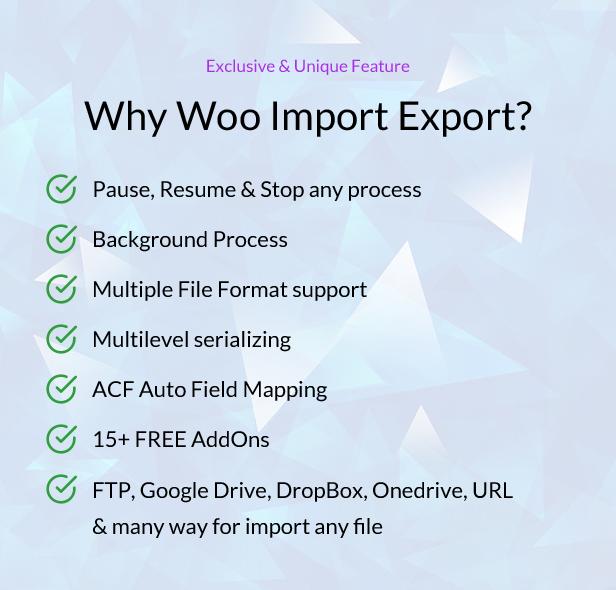 Woo Import Export - 6